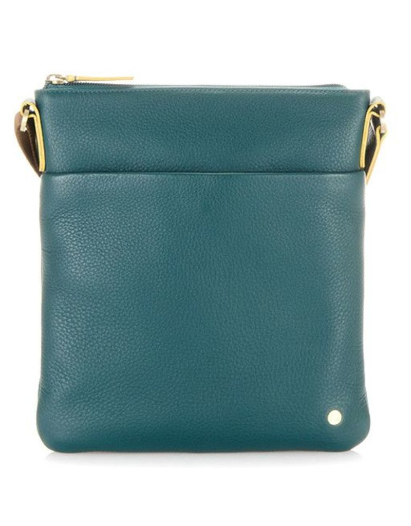 Mywalit Mywalit Panama Crossbody: Evergreen