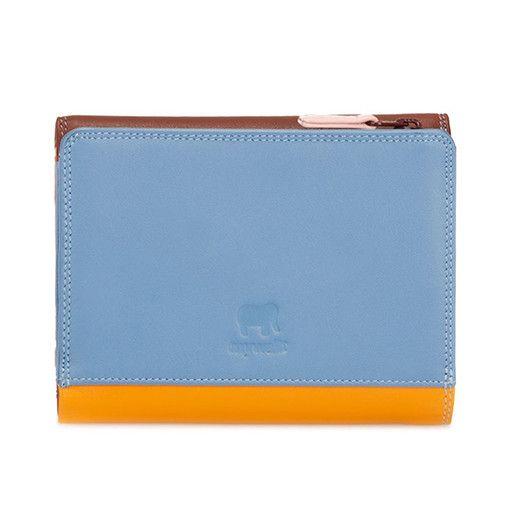 Mywalit Mywalit Medium Wallet with Inner Leaf: Siena