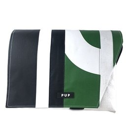 People for Urban Progress PUP Messenger: Green & Black