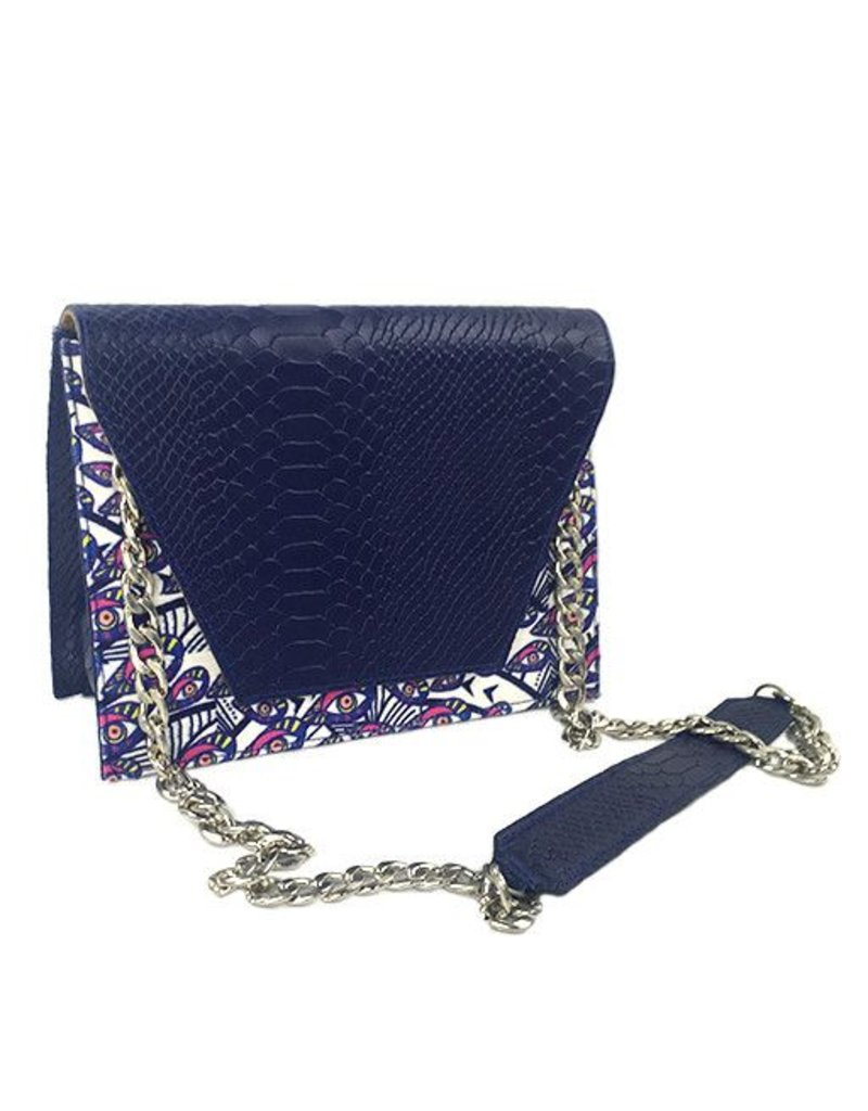 VAIZA VAIZA Eyes Crossbody