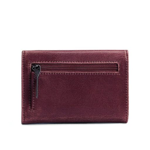 Matt & Nat Matt & Nat Vera Small Wallet: Cerise