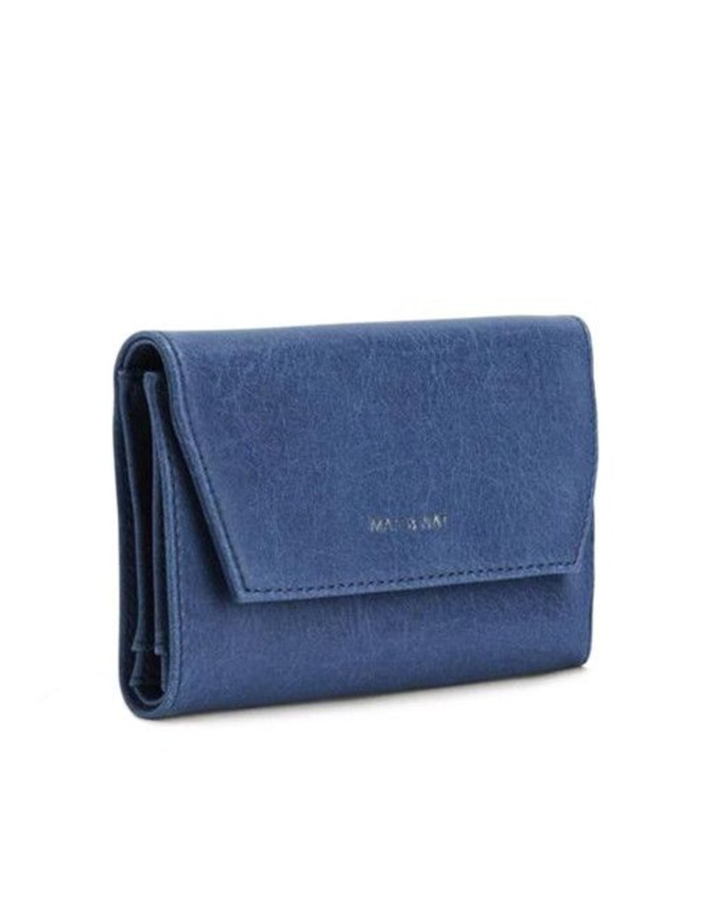Matt & Nat Matt & Nat Vera Small Wallet: Moonstone