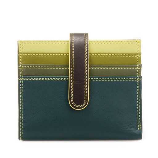 Mywalit Mywalit Small Tab Card Wallet: Evergreen