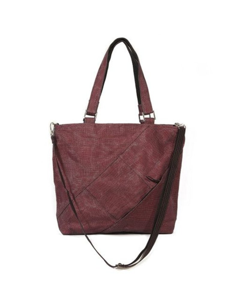 Smateria Smateria FAQ Bag: Bordeaux