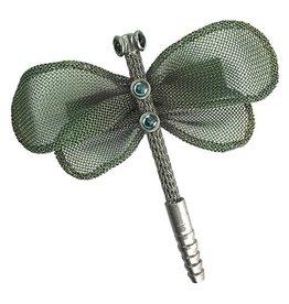 Sarah Cavender Sarah Cavender Brooch: Jeweled Dragonfly