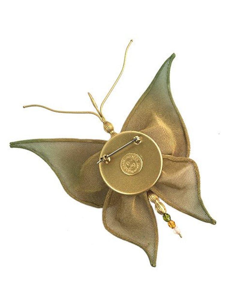 Sarah Cavender Sarah Cavender Brooch: Beaded Butterfly