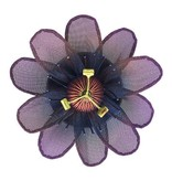 Sarah Cavender Sarah Cavender Brooch: Passion Flower