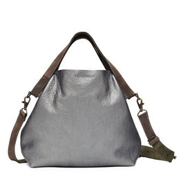 Jo Jo Shopping Bag Mini: Shimmer Stone