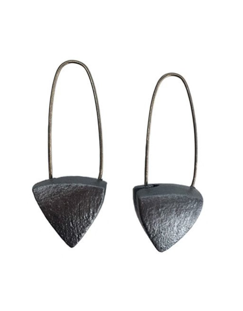 Keith Lewis Keith Lewis Pyramid Dangles: Pewter