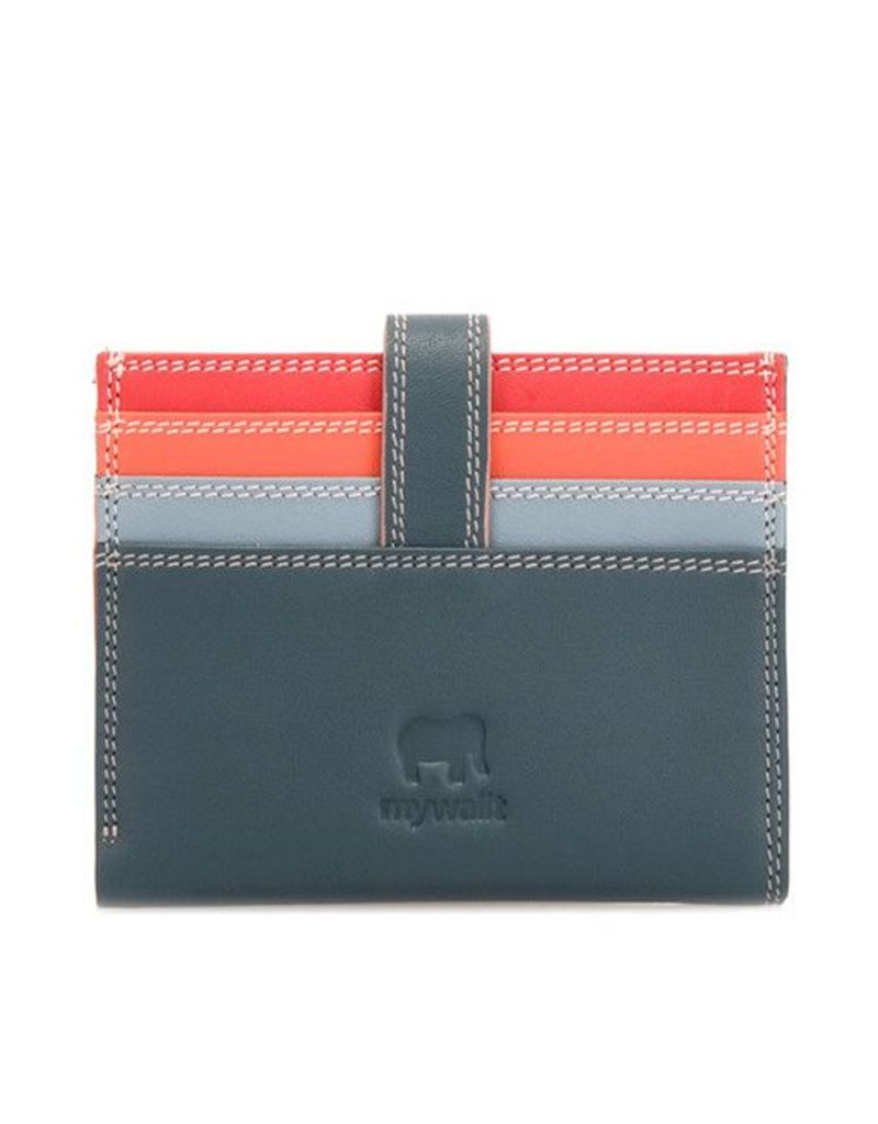 Mywalit Mywalit Small Tab Card Wallet: Urban Sky