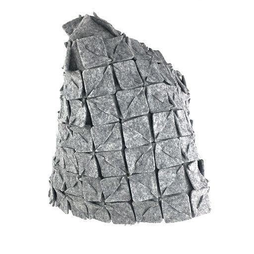 Illu Stration Illu Stration Gray Stocking Hat