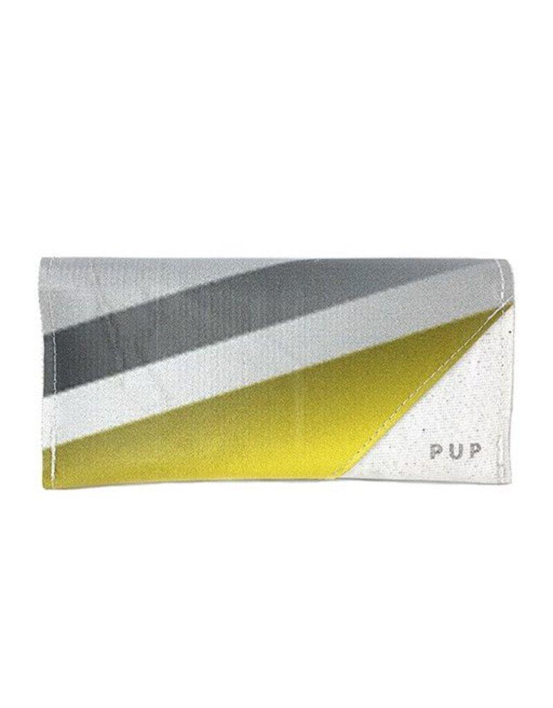 People for Urban Progress PUP Treasurer Clutch: Yellow