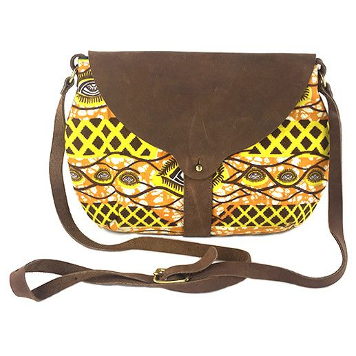 Shelter Shelter Taplin Purse: Yellow