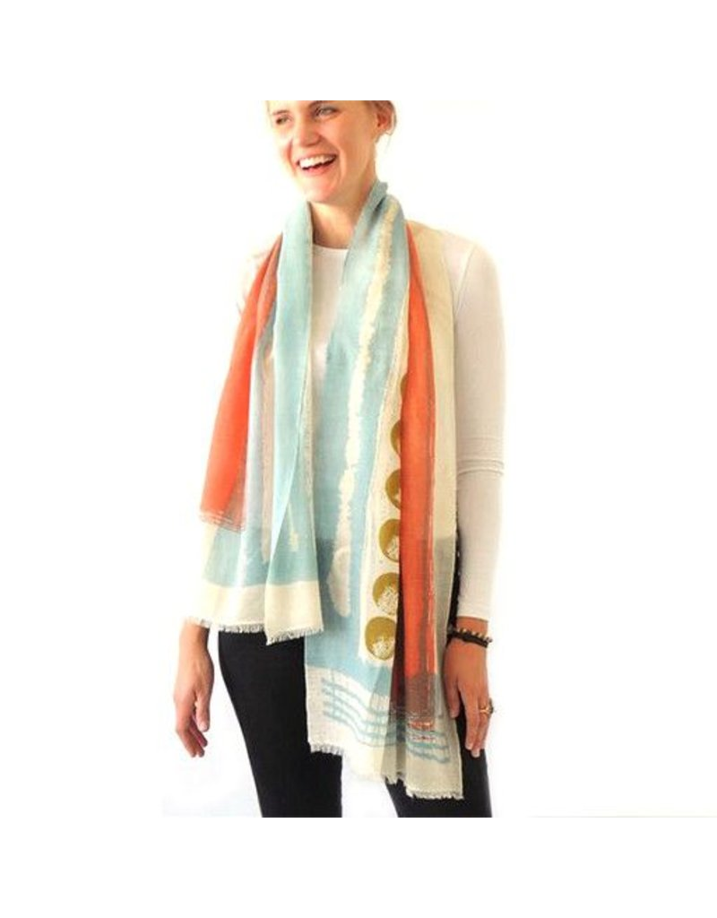 Pilgrim Waters PilgrimWaters Mars Dawn Scarf