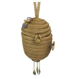 Sarah Cavender Sarah Cavender Evening Bag: Beehive