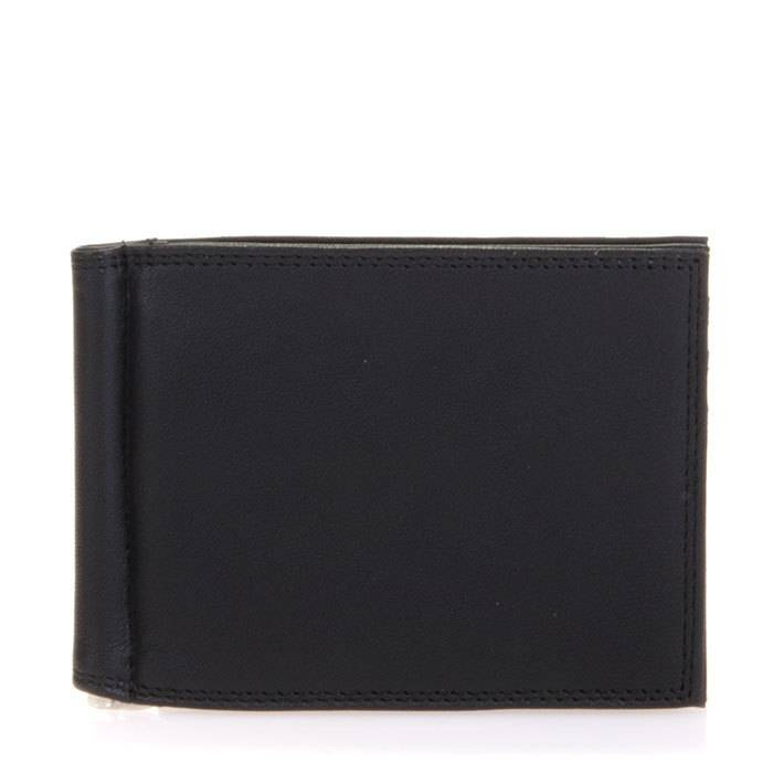 Mywalit Mywalit Money Clip Wallet: BLACK GRAY