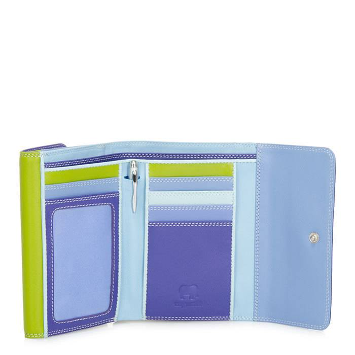 Mywalit Mywalit Double Flap Wallet: Lavender