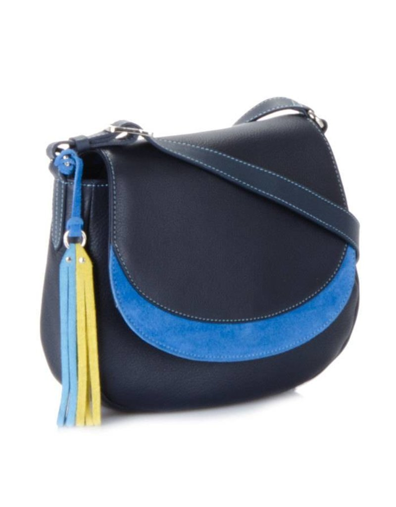 Mywalit Mywalit Flapover Shoulder Bag: SEASCAPE