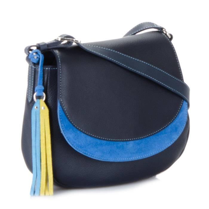 Mywalit Mywalit Flapover Shoulder Bag: SEASCAPE