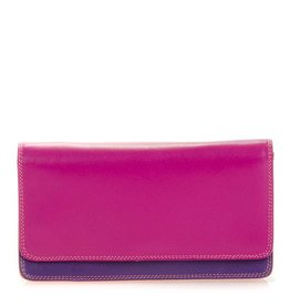 Mywalit Medium Matinee Wallet: Sangria