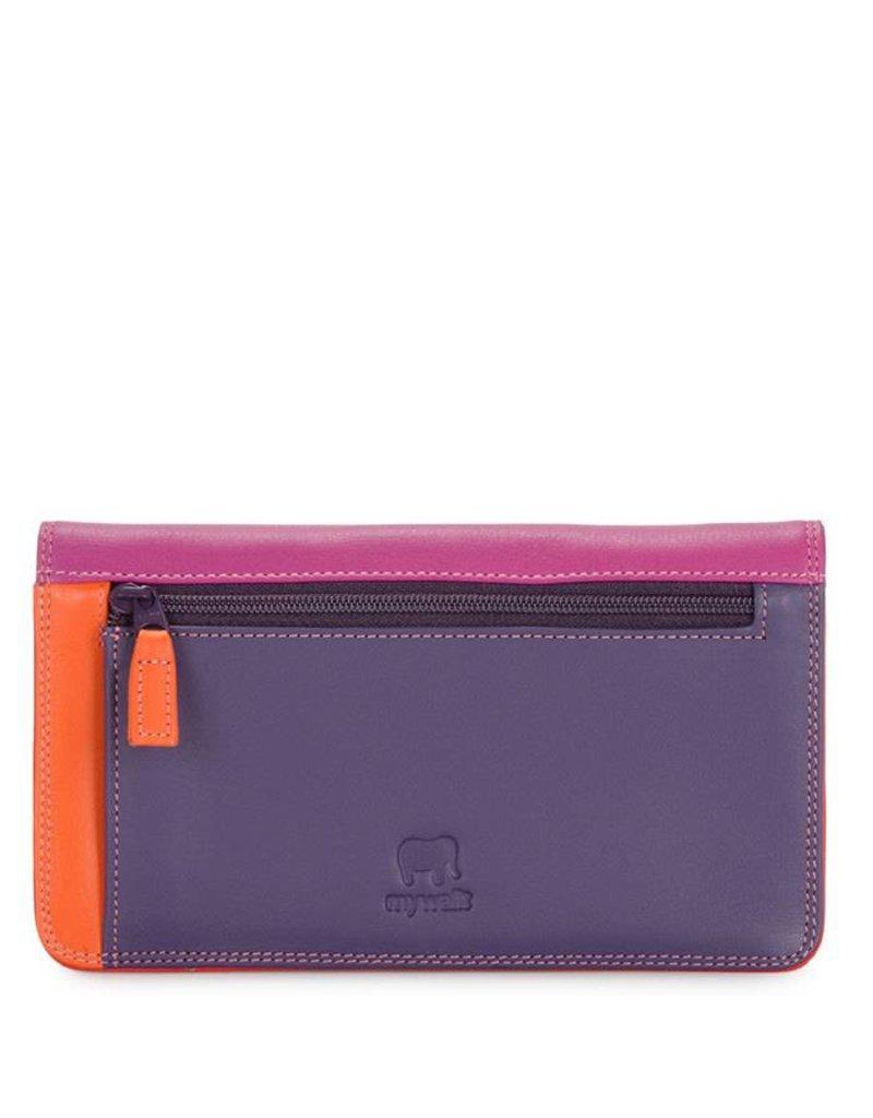 Mywalit Mywalit Medium Matinee Wallet: Sangria