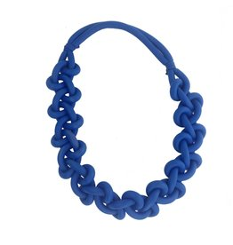 NEO Design Necklace #89: Electric Blue