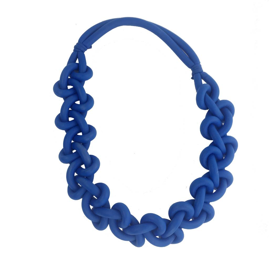 NEO Design NEO Necklace #89: Electric Blue