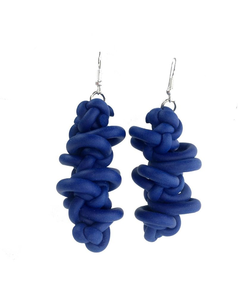 NEO Design Neo Earrings #10: Electric Blue