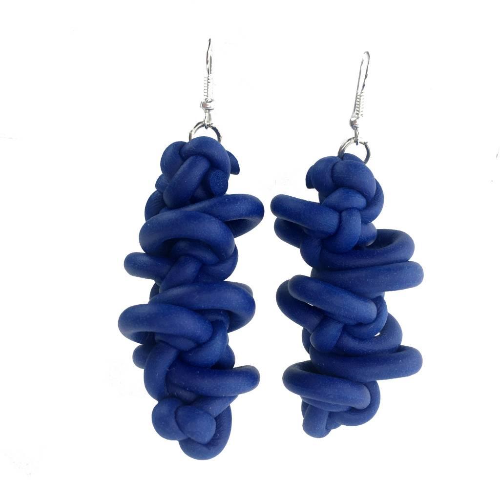 NEO Design Neo Earrings #10: Electric Blue