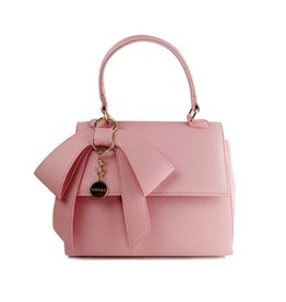 Gunas Cottontail Handbag: Light Pink