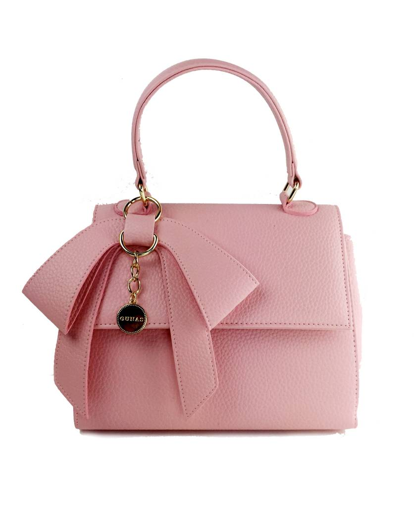 Gunas Gunas Cottontail Handbag: Light Pink