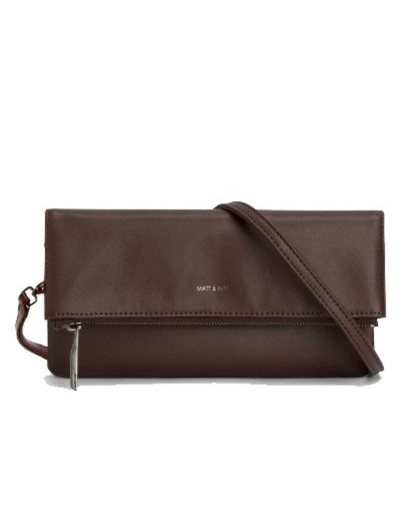 Matt & Nat Matt & Nat Alaya Crossbody: Soil