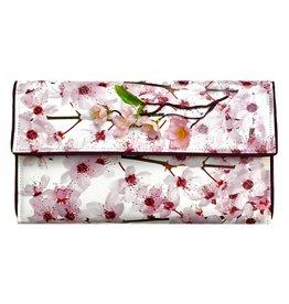 Kent Stetson Clutch: Cherry Blossom