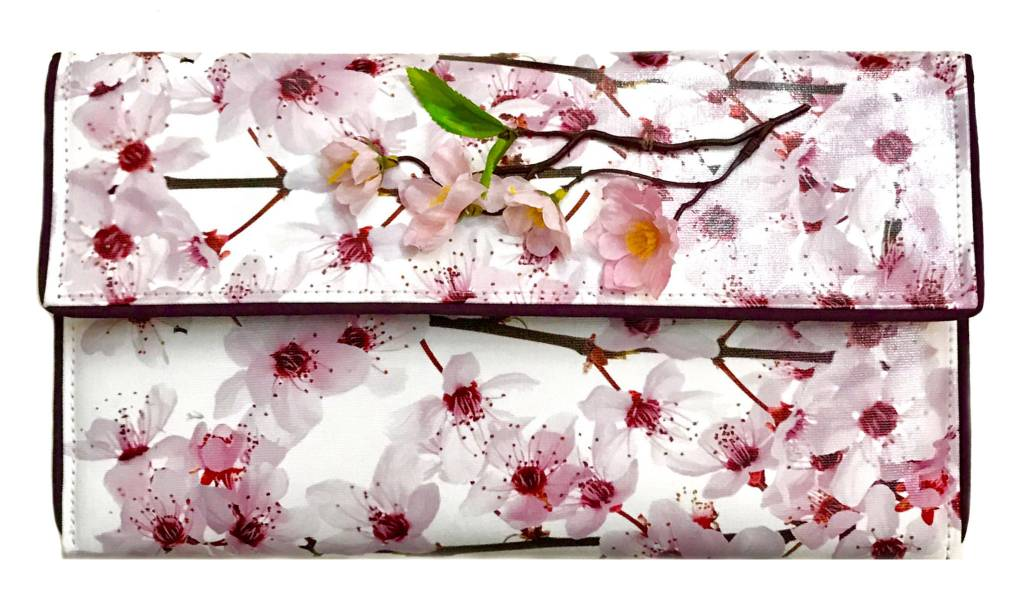 Kent Stetson Kent Stetson Clutch: Cherry Blossom