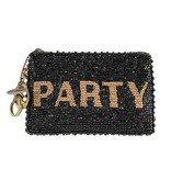Mary Frances Mary Frances Coin Purse: Party