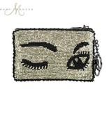 Mary Frances Mary Frances Coin Purse: Watch Out