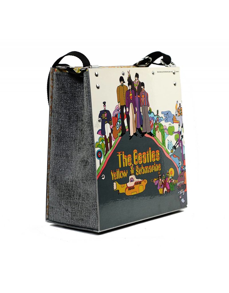 Rediscover Handbags Rediscover Handbags Tote: Yellow Submarine