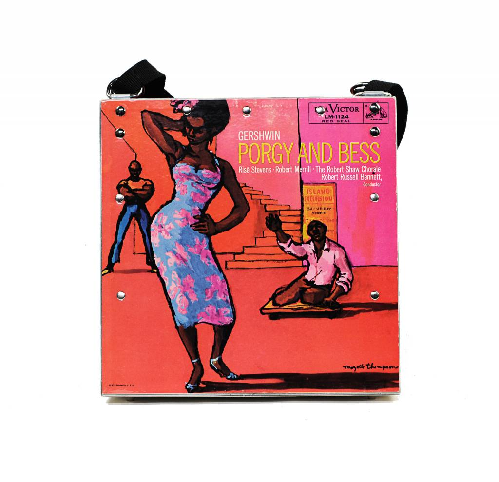 Rediscover Handbags Rediscover Handbags Tote: Porgy & Bess/Carmen Jones
