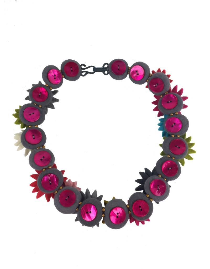 Lynsey Walters Lynsey Walters Retro Daisy Necklace