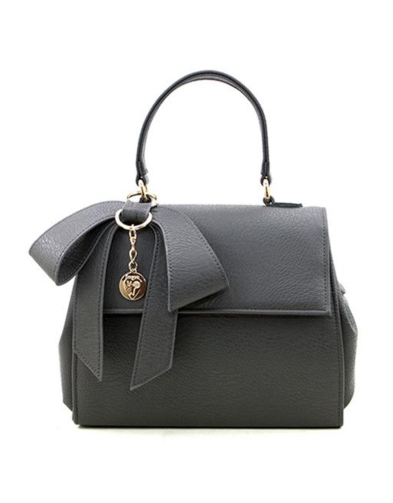 Gunas Gunas Cottontail Handbag: Gray