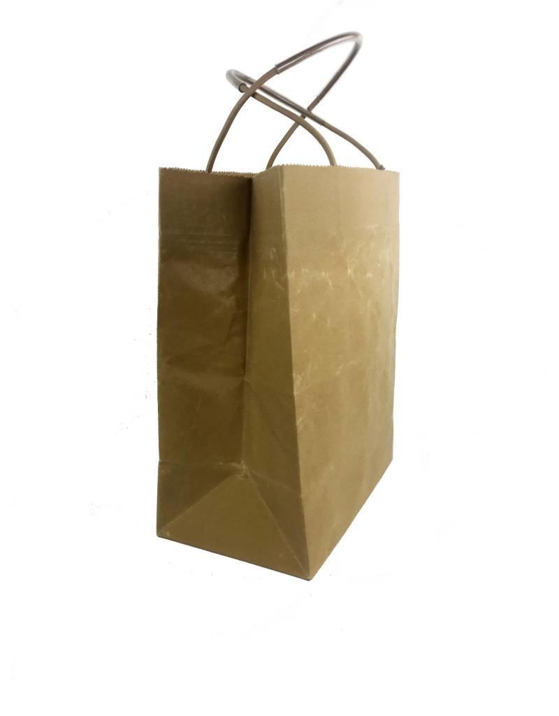 Brave Brown Bag Brave Brown Bag Basic Maxi Classic Tote: Tabac