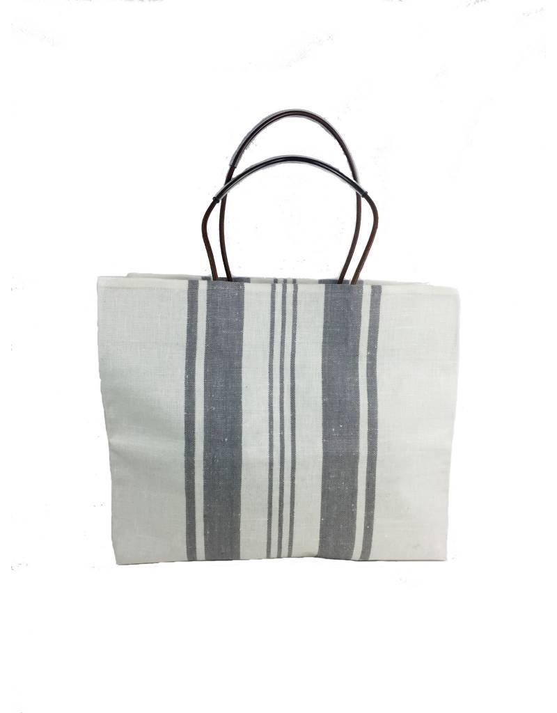 Brave Brown Bag Brave Brown Bag Bespoke Cabana: Harbor