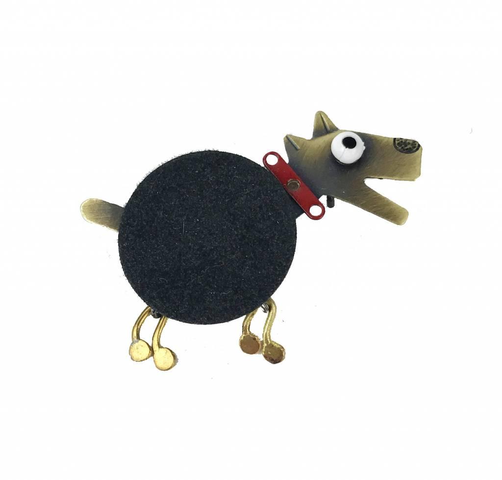 Chickenscratch Chickenscratch Pin: Spot