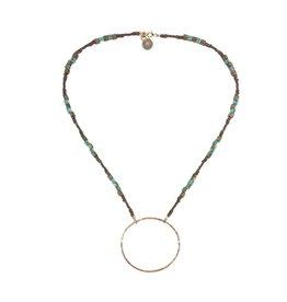 Illuminated Me Necklace: Magdalene