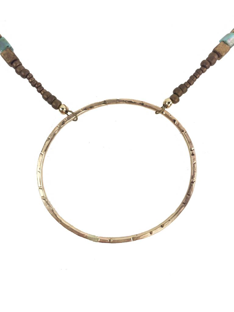Illuminated Me Illuminated Me Necklace: Magdalene