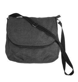 Smateria Envoy Bag: Charcoal