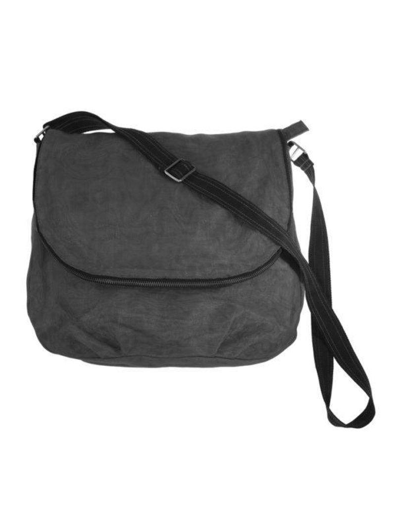 Smateria Smateria Envoy Bag: Charcoal