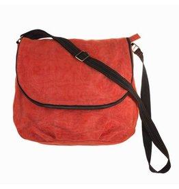 Smateria Envoy Bag: Persimmon