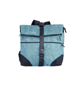 Smateria Small Urban Backpack: Light Blue