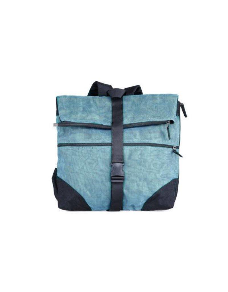 Smateria Smateria Small Urban Backpack: Light Blue